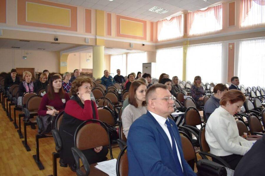 Организационное совещание по вопросам реализации регионального проекта «С чего начинается Родина»
