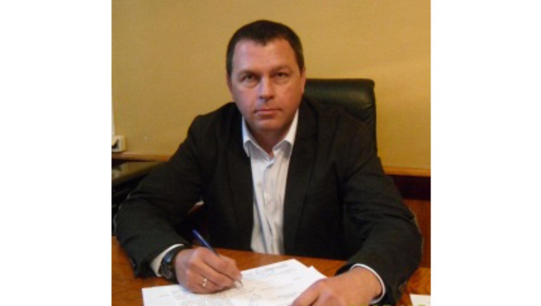 Поздравляем Овчаренко Алексея Евгеньевича, главу администрации муниципального образования Воскресенское Дубенского района, с Днем рождения!