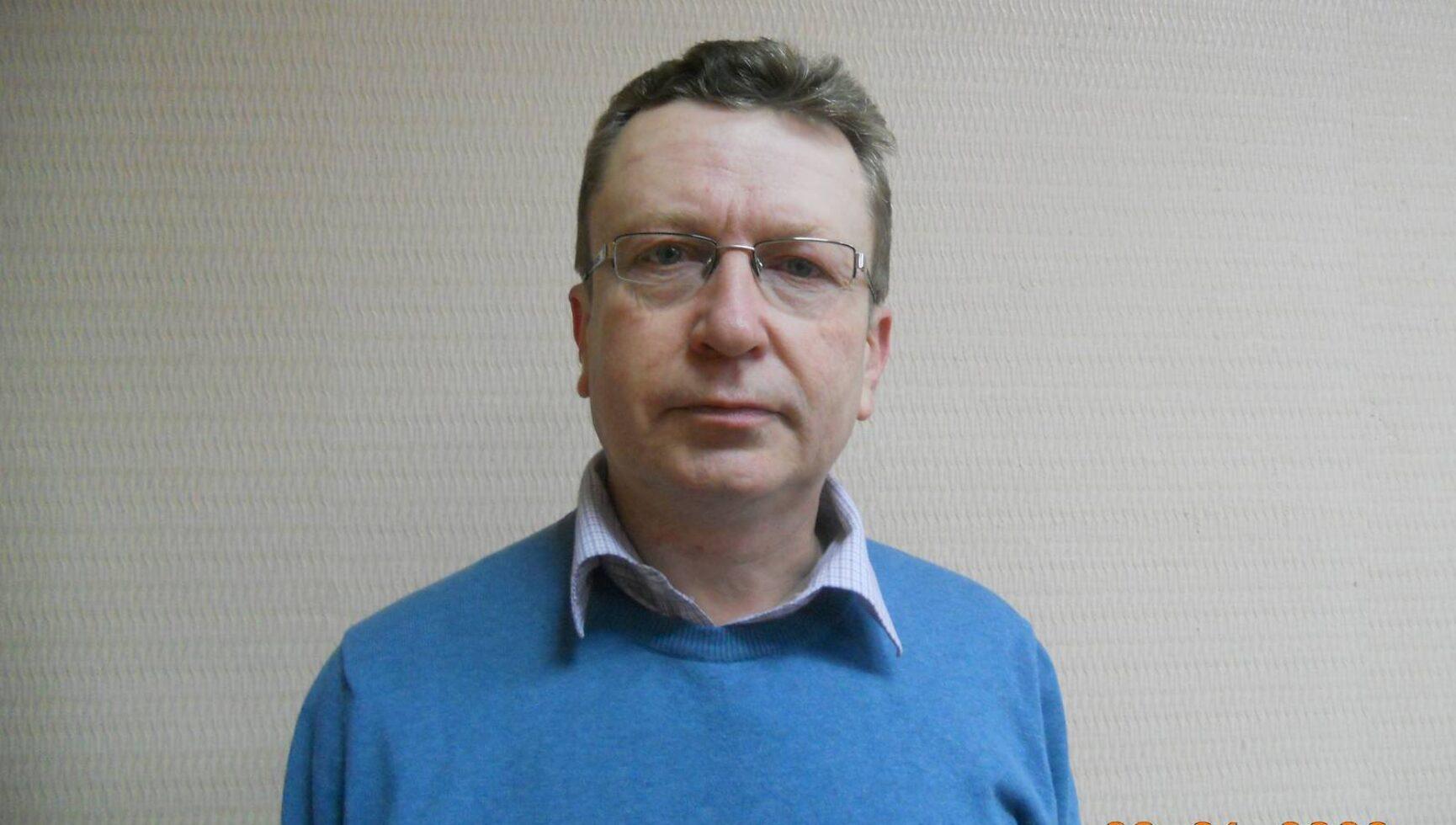 Поздравляем Ускова Андрея Николаевича, главу администрации муниципального образования Грицовское Веневского района, с юбилеем!