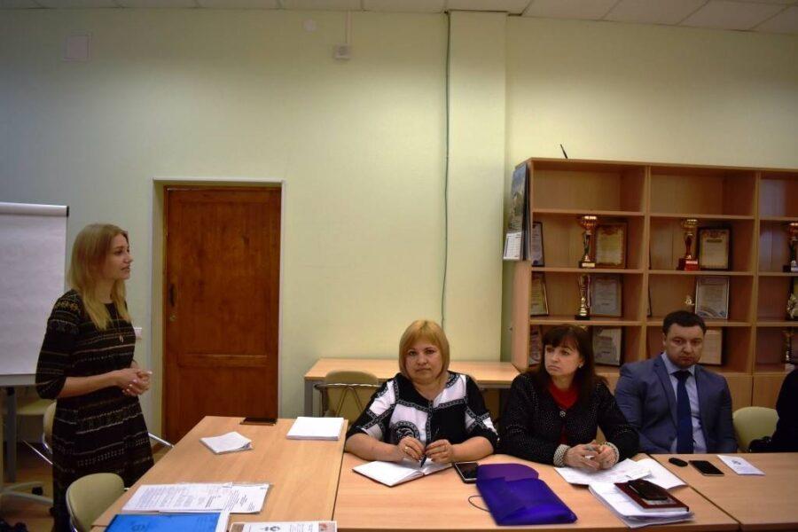 Рабочее совещание с представителями органов местного самоуправления Тульской области