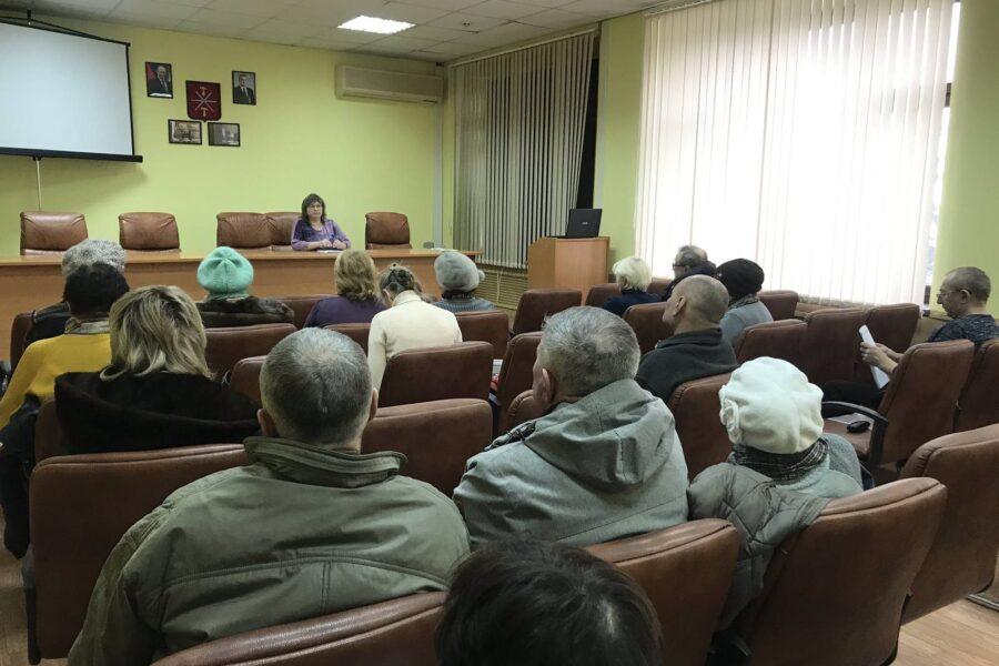 Встречи с сельскими старостами и органами ТОС  по участию в областных конкурсах в 2020 году