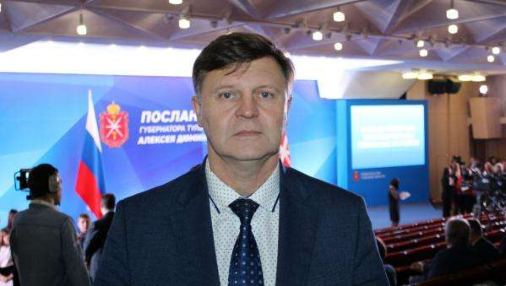 Поздравляем Миллера Вячеслава Альбертовича, заместителя главы администрации муниципального образования Дубенский район, с Днем рождения!