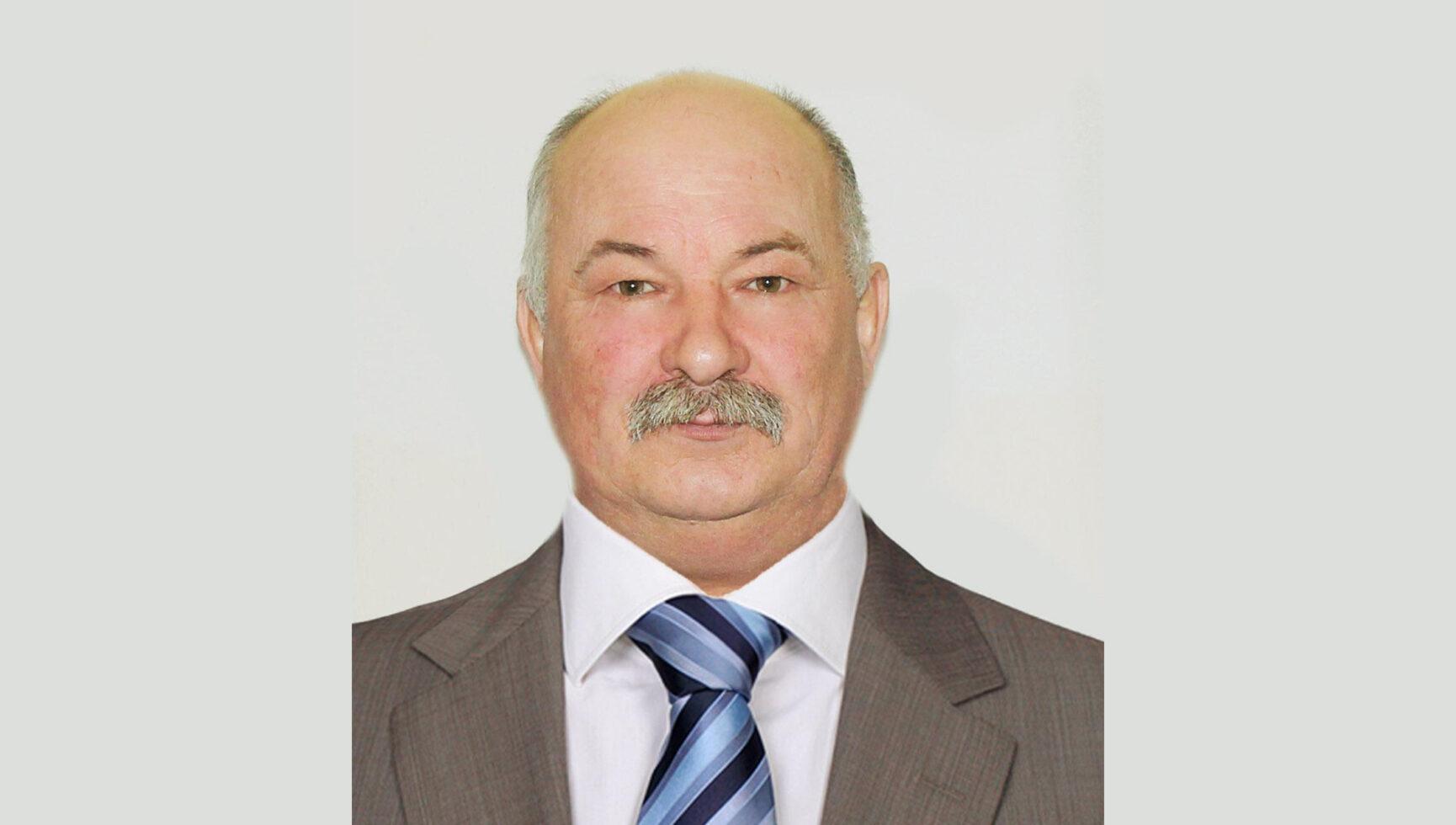 Поздравляем Пузикова Виктора Александровича, главу муниципального образования Ревякинское Ясногорского района, с юбилеем!