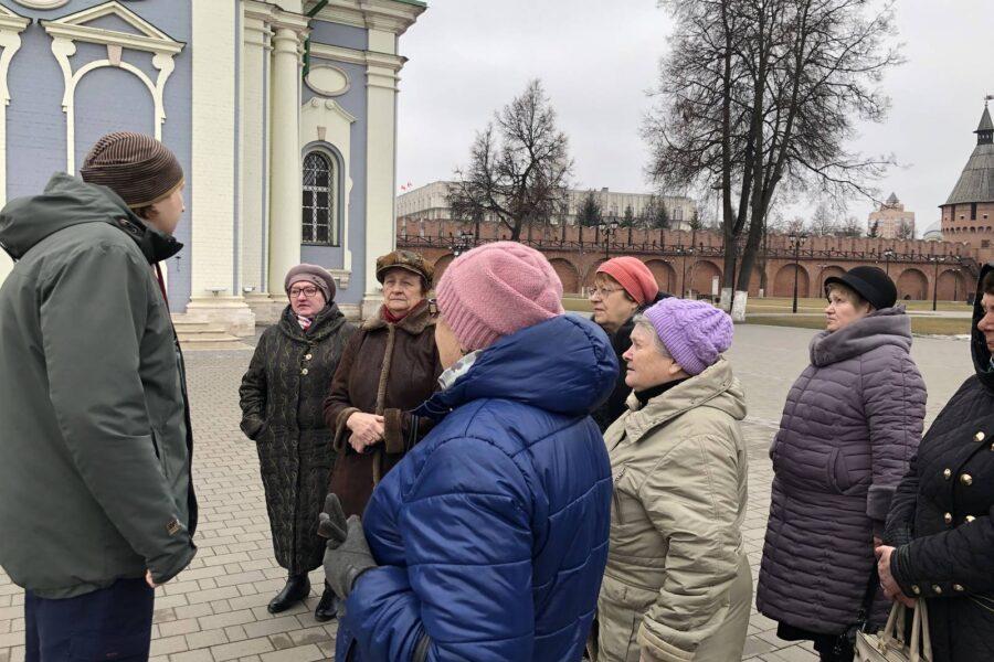 Военно-исторический экскурсионный маршрут для старост сельских населенных пунктов, лидеров и активистов территориального общественного самоуправления