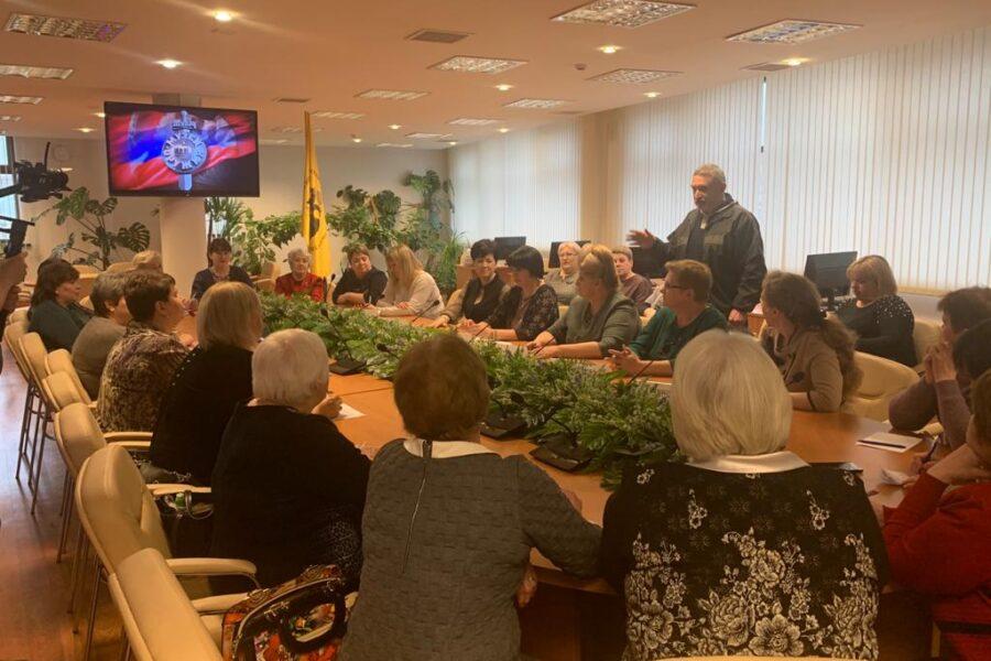 В Тульской области необходимо провести викторину на знание российской Конституции
