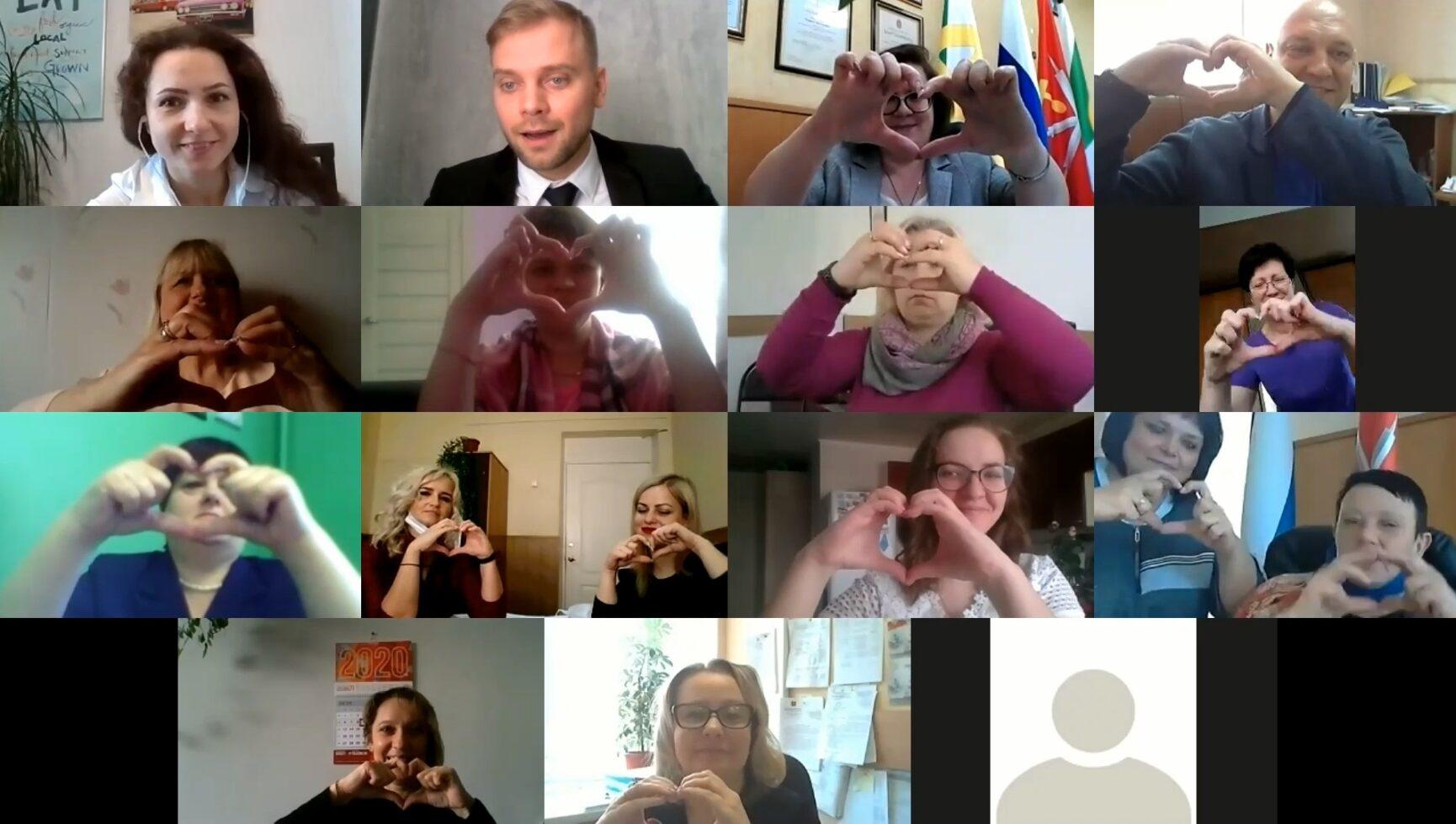 В Тульской области День местного самоуправления отметили праздничной видеоконференцией
