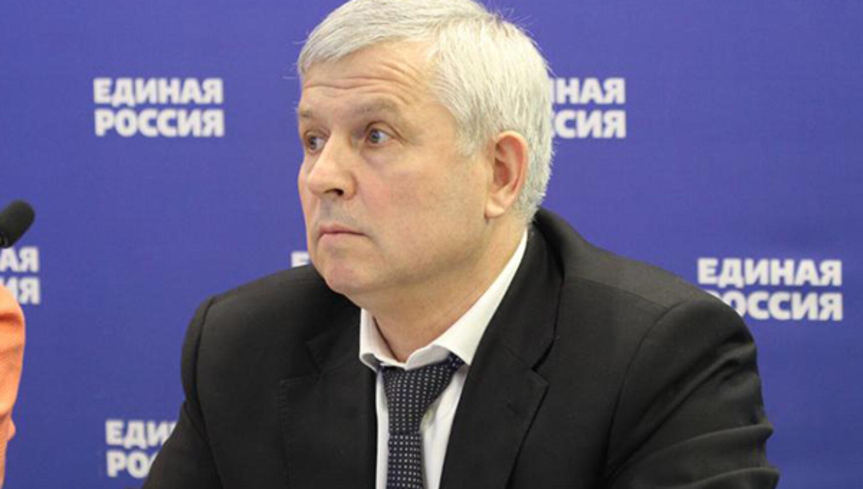 Виктор Кидяев: приглашаю всех поддержать акцию «Георгиевская ленточка»