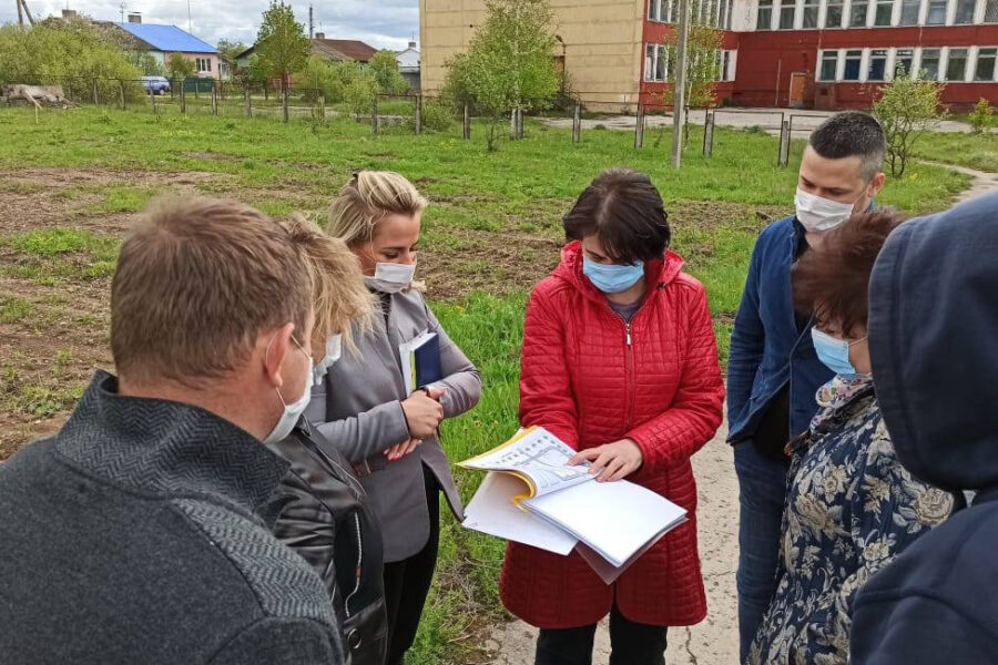 В деревне Бураково Ясногорского района появится «Территория здоровья»