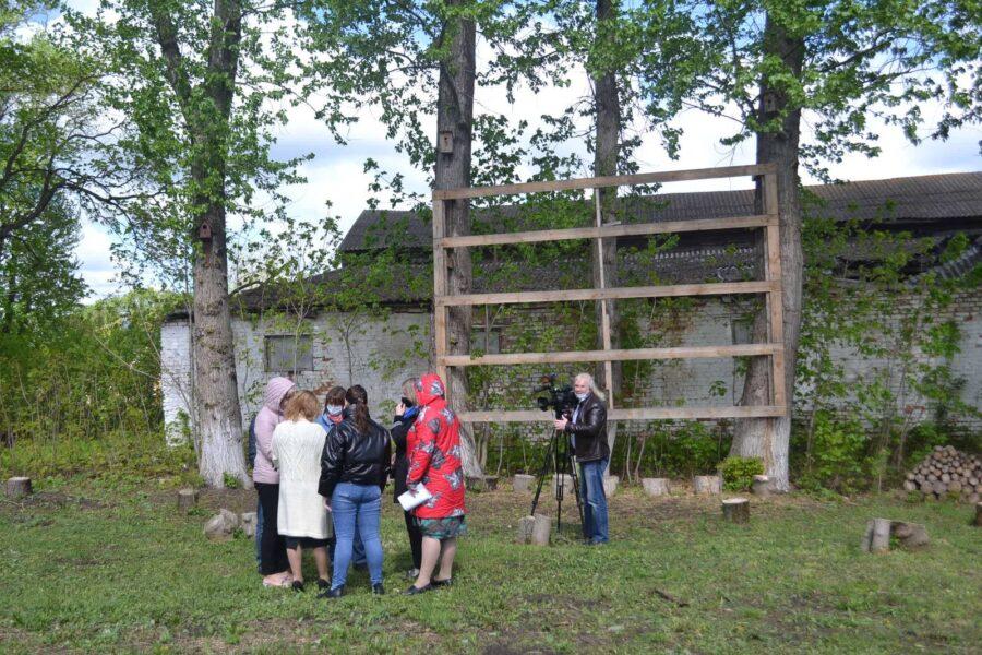 У фестиваля ТОС «Яблочное лето» теперь будет своё сценическое пространство!