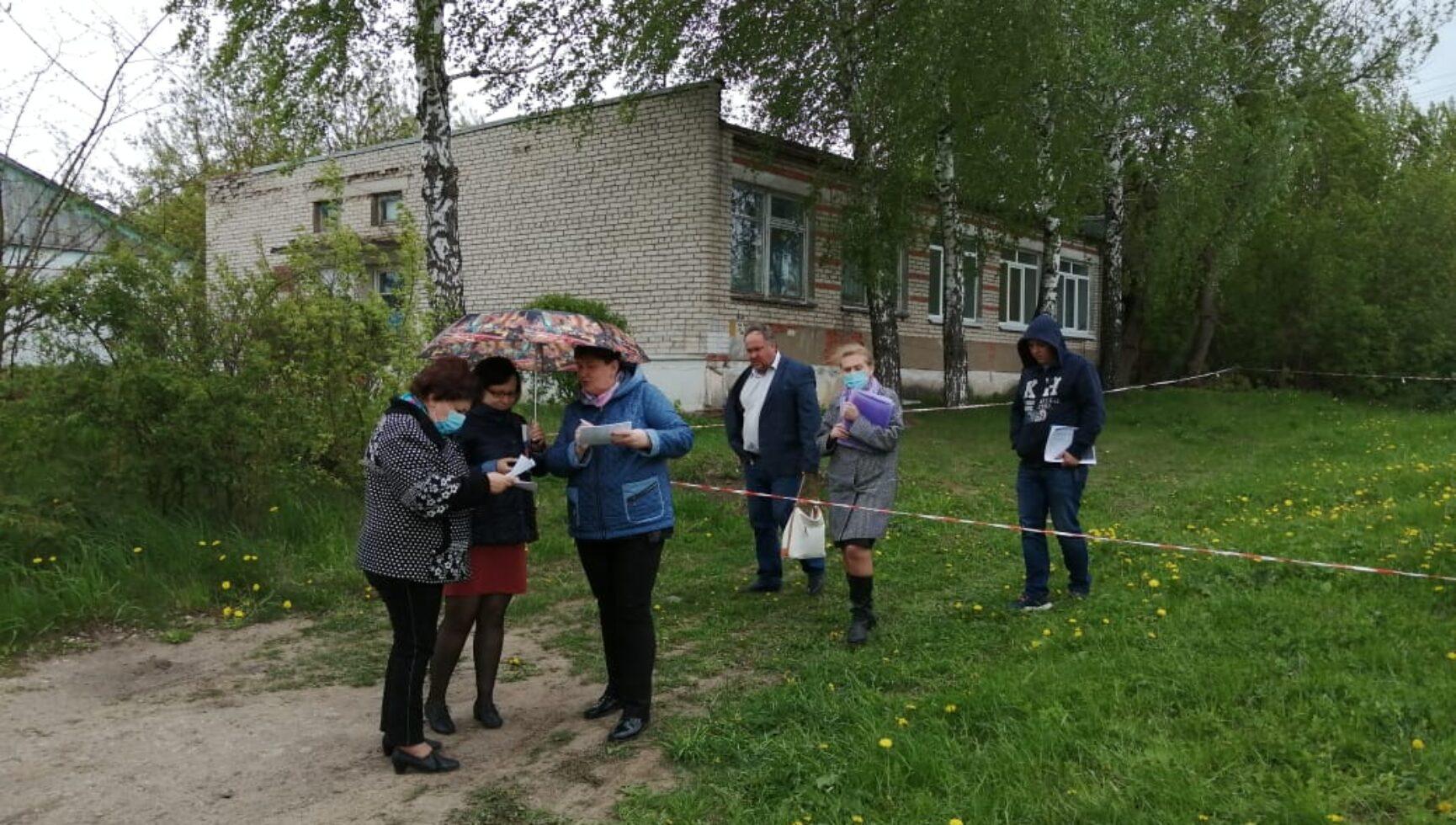 Поселок Красный Яр Киреевского района украсит Аллея Памяти и Славы