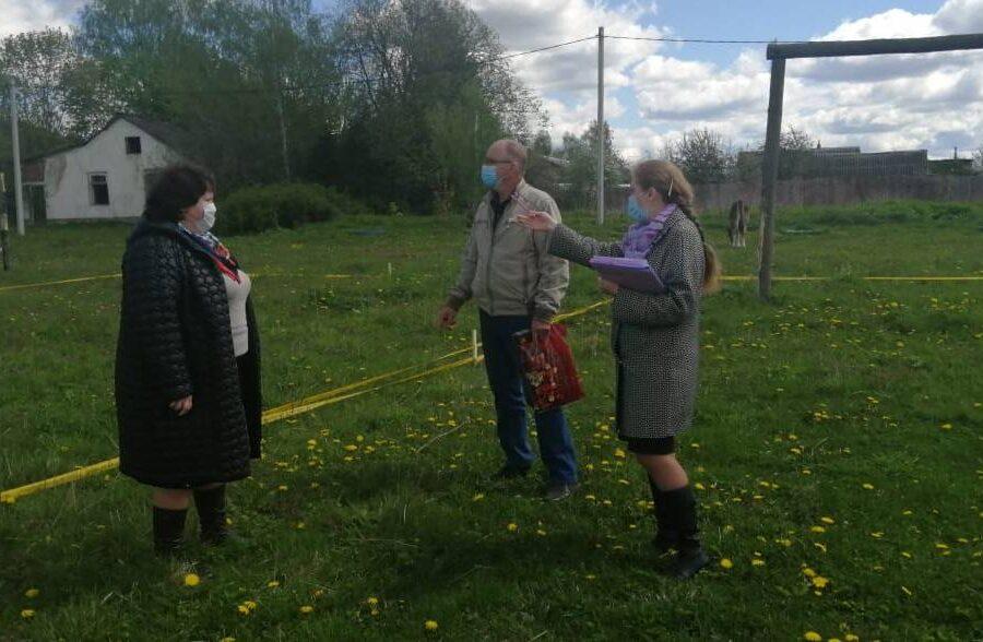 Проект старосты села Поповка в Алексине – победитель регионального конкурса