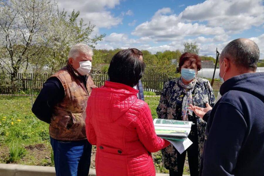 «Тренажерной площадке быть!» — благодаря руководителю ТОС в селе Ненашево появится спортплощадка