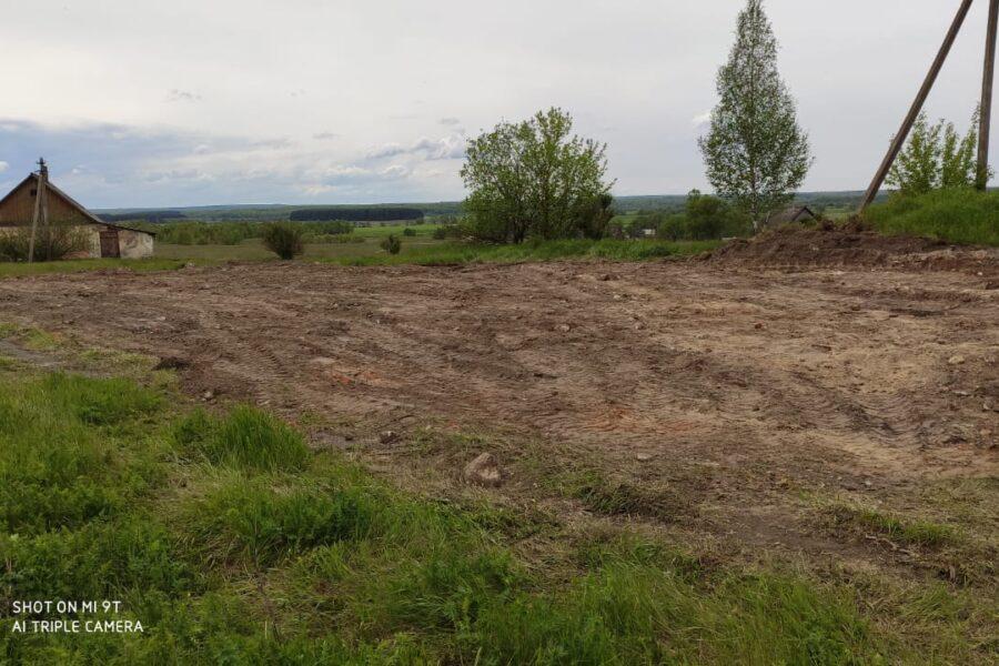 В селе Кулешово Суворовского района появится новая зона отдыха
