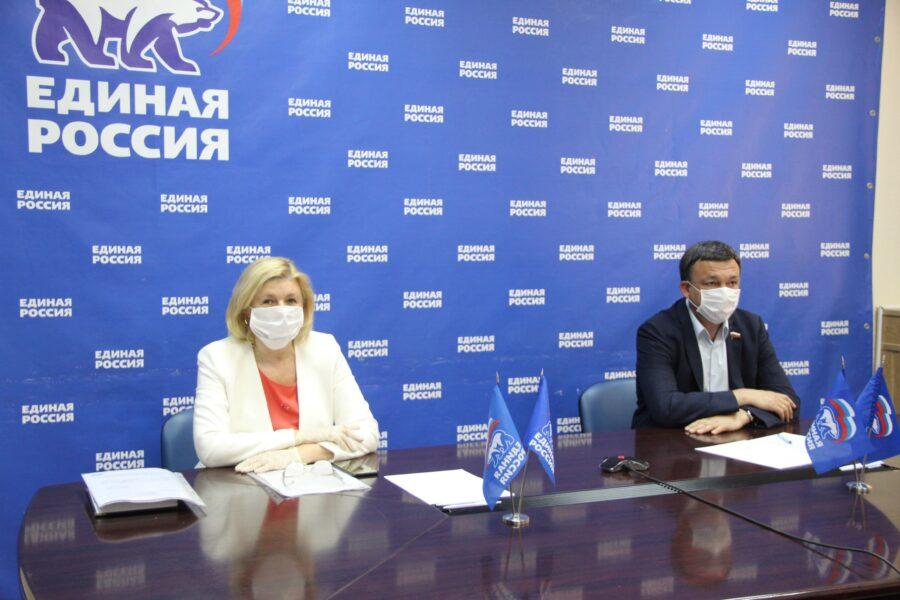 О.В. Мельниченко: «Служение Отечеству, служение народу – вот истинный смысл нашей работы»