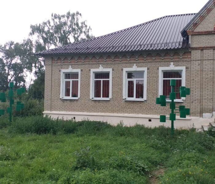 Продолжаются работы по реализации проекта сельского старосты в с.Смородино