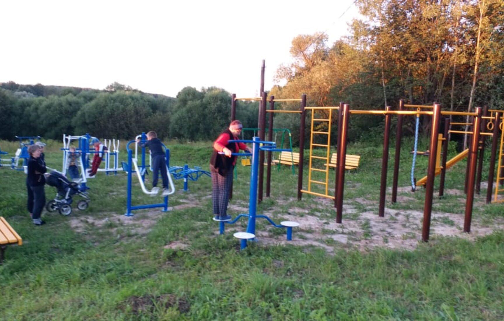 Продолжаются работы по реализации проекта сельского старосты в с.Богданово