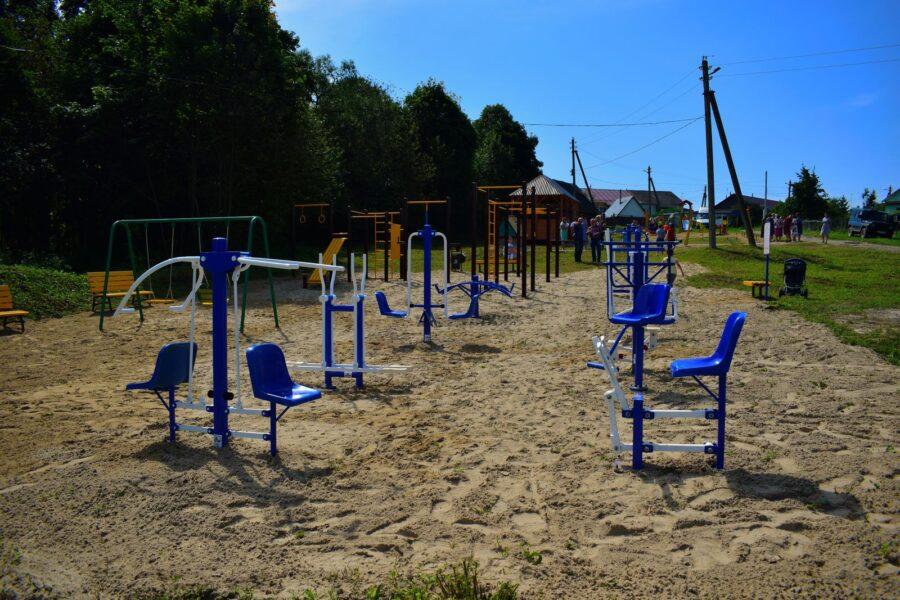 Жители села Богданово Суворовского района будут встречаться и общаться в комфортных условиях