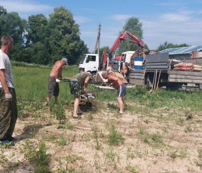 День села Богданово жители встретят в новом благоустроенном месте для встреч и мероприятий