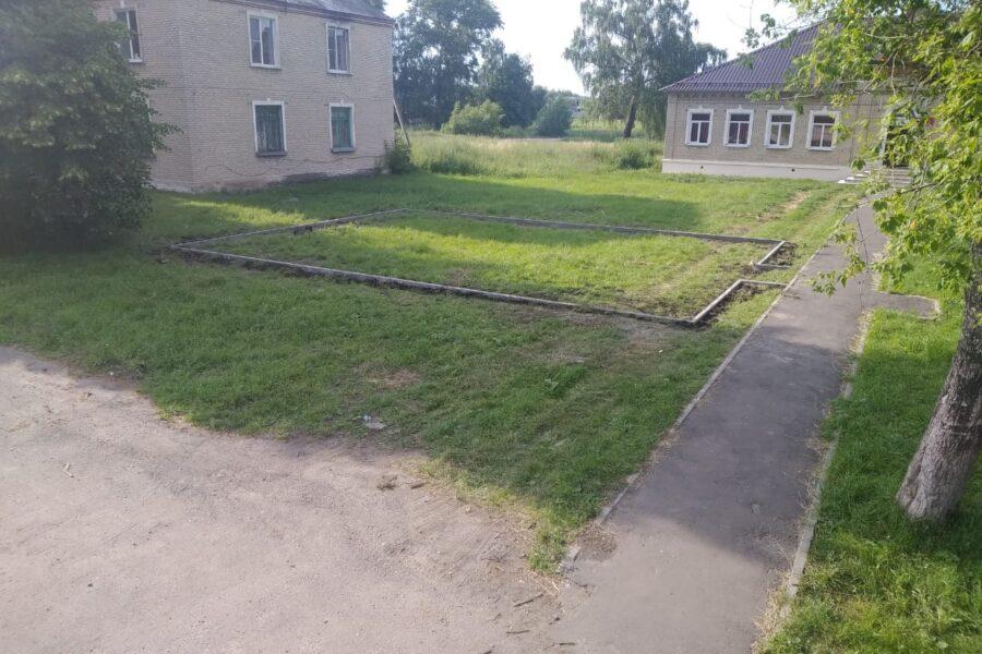 Центр села Смородино украсит гармоничное благоустроенное пространство
