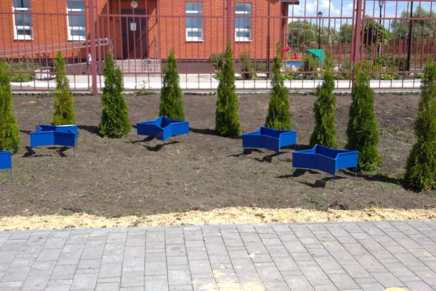 В юбилейный год Великой Победы в поселке Пронь Кимовского района появится Аллея Памяти