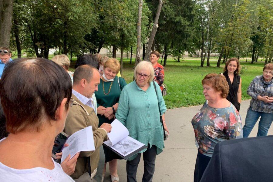 Ассоциация «Совет муниципальных образований Тульской области» приняла участие в Дне Общественной палаты Тульской области в Алексине