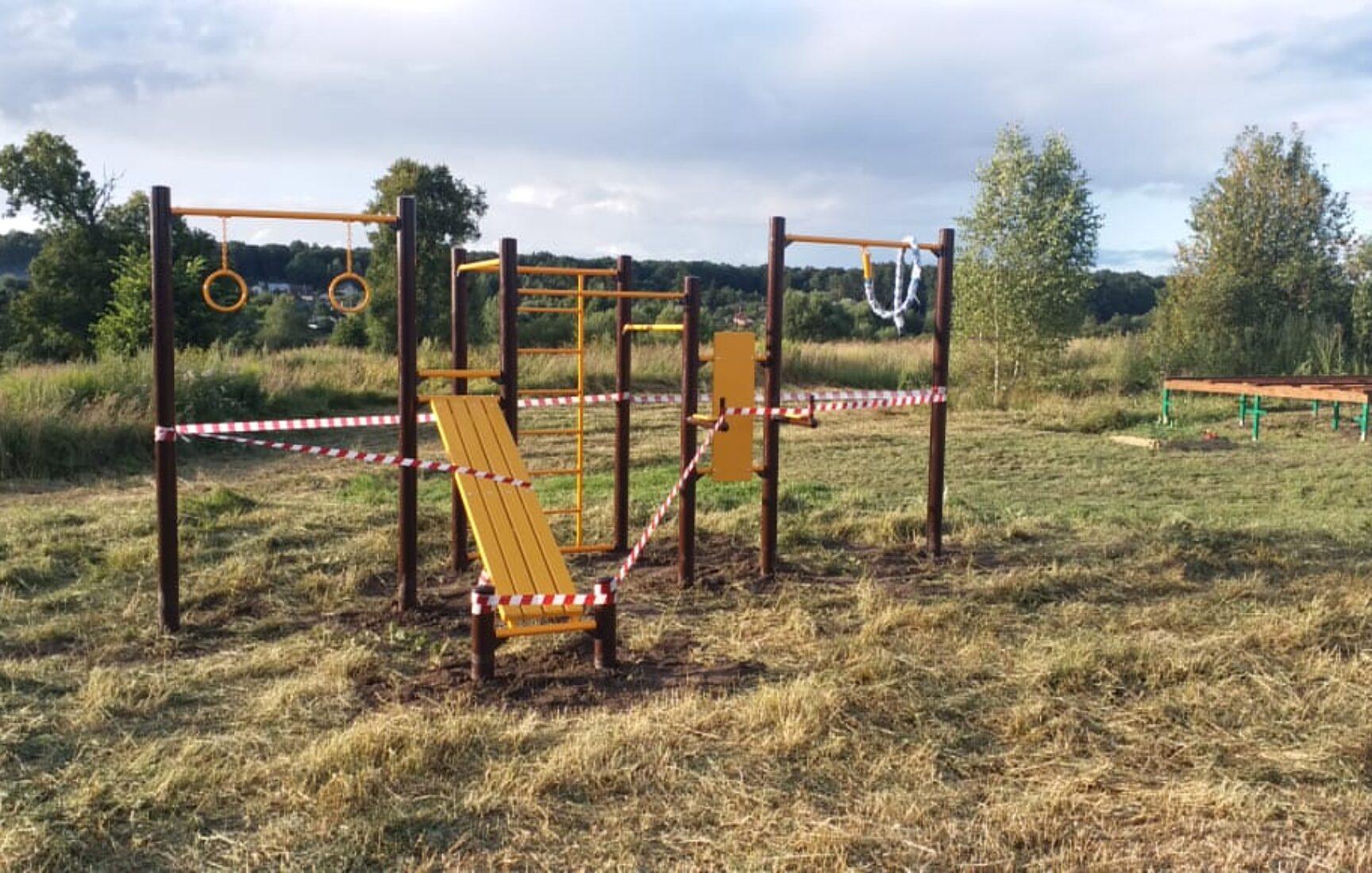 В деревне Оленино Пролетарского округа Тулы появится комплексная зона отдыха