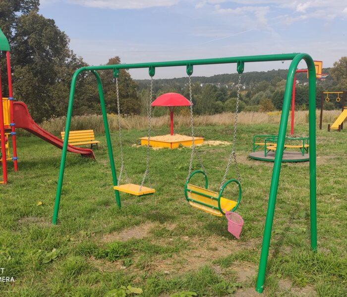В деревне Оленино Пролетарского округа Тулы появилась комплексная территория для семейного отдыха