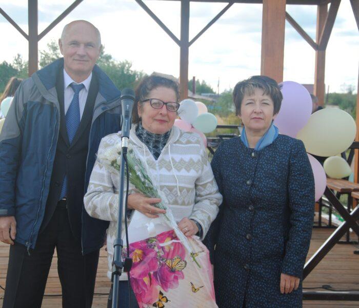 В деревне Подиваньково Щекинского района создана «Территория радости»