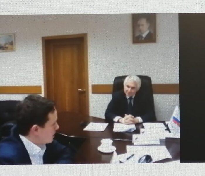 На Всероссийском онлайн-совещании обсудили актуальные вопросы местного сообщества.