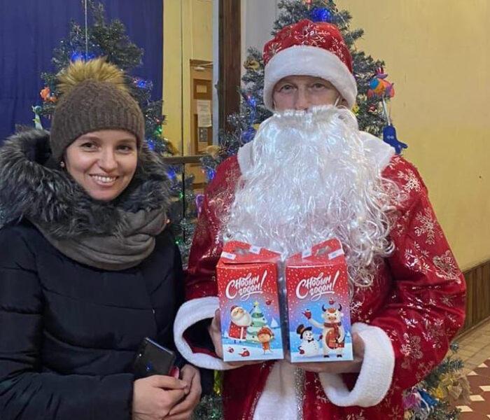 Акция «Я – Дед Мороз». Исполнение желаний