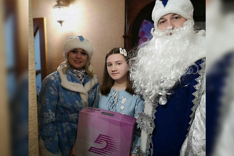 Акция «Я — Дед Мороз». Исполнение желаний в Узловой