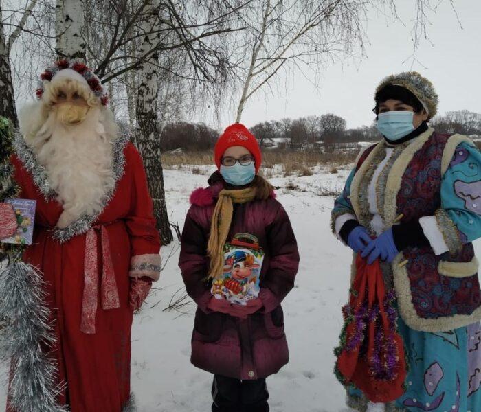 Акция «Я – Дед Мороз». Как исполнялись желания в 2020 году.