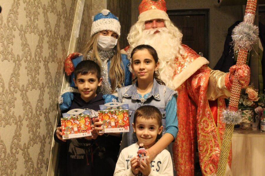 Акция «Я – Дед Мороз». Чудеса продолжаются!