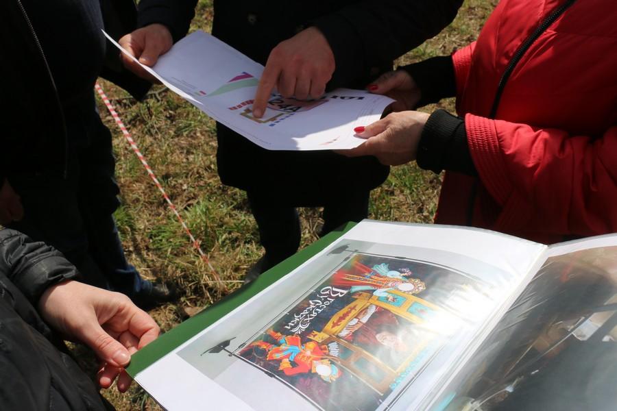 ТОС «Ширинский» Новомосковска начал активный этап реализации проекта-победителя конкурса Фонда президентских грантов