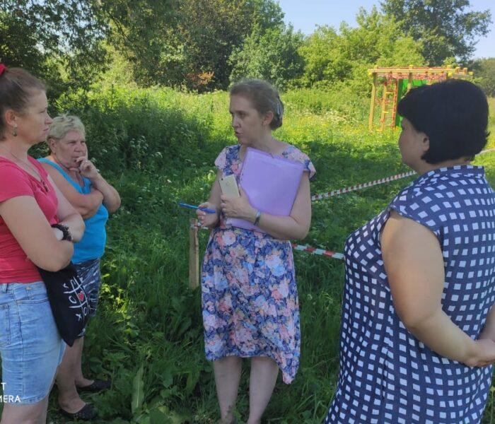Ассоциация «СМО Тульской области» проводит встречи с руководителями ТОС и сельскими старостами – победителями конкурса инициативных проектов