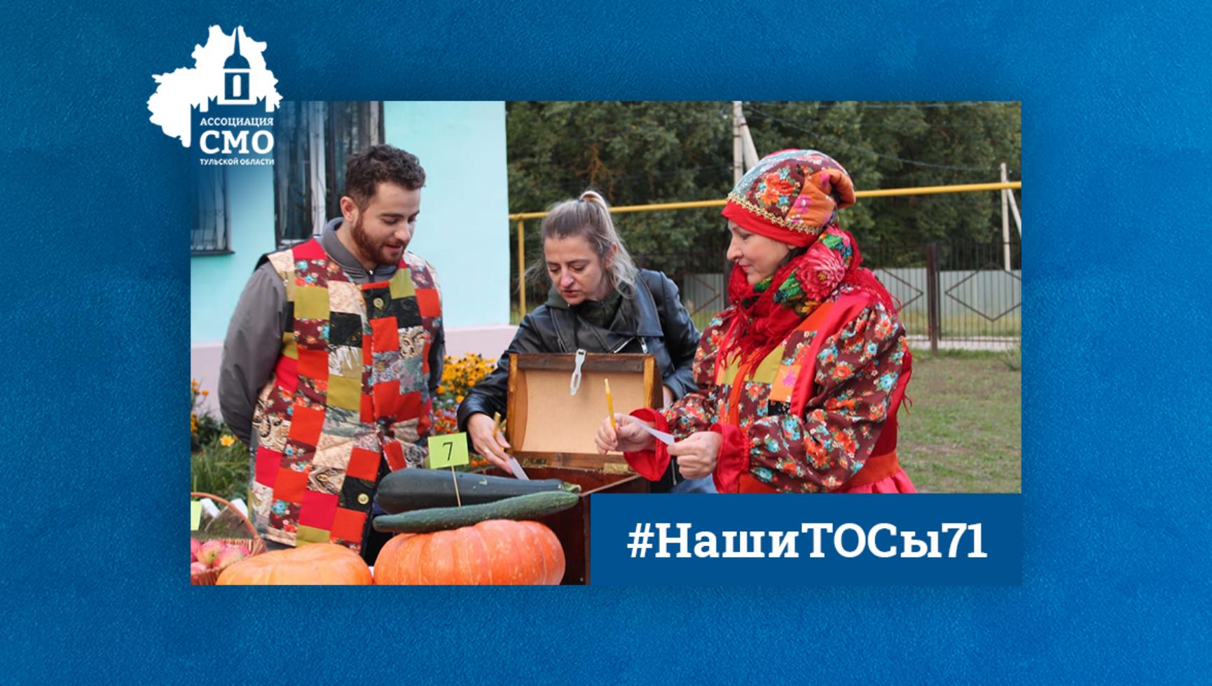 Фестиваль урожая, концерт, чаепитие: президентский грант позволил ТОС «поселок Хомяково» порадовать жителей